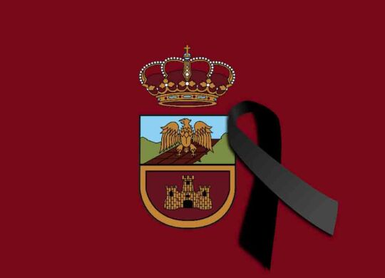 bandera Torrejón crespon